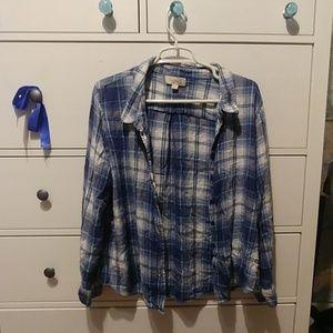 Plaid Cotton Flannel